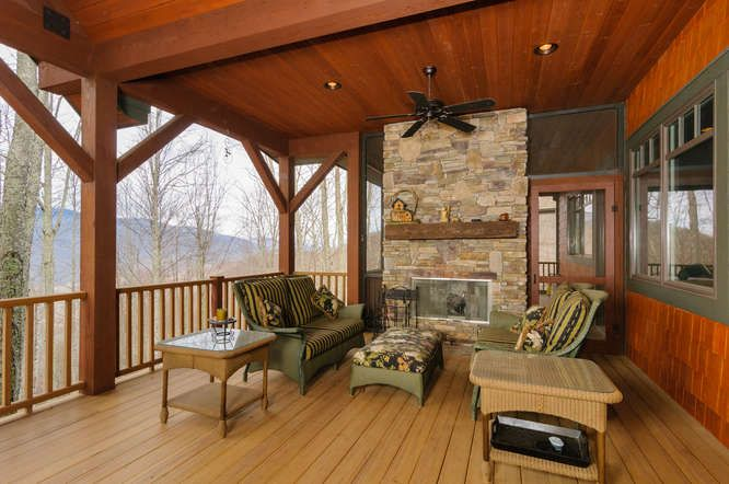 3 night stay in a 5 bedroom house in the Balsm Mtn Preserve, Sylva, NC