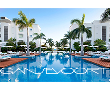3 night stay in Oceanfront Suite at Gansevoort Turks And Caicos
