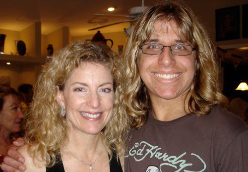 Debbie and Brandon